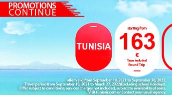 reservation marseille tunis