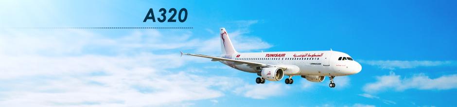 Tunisair fleet: Tunisia planes , cheap flight tickets to Tunisia
